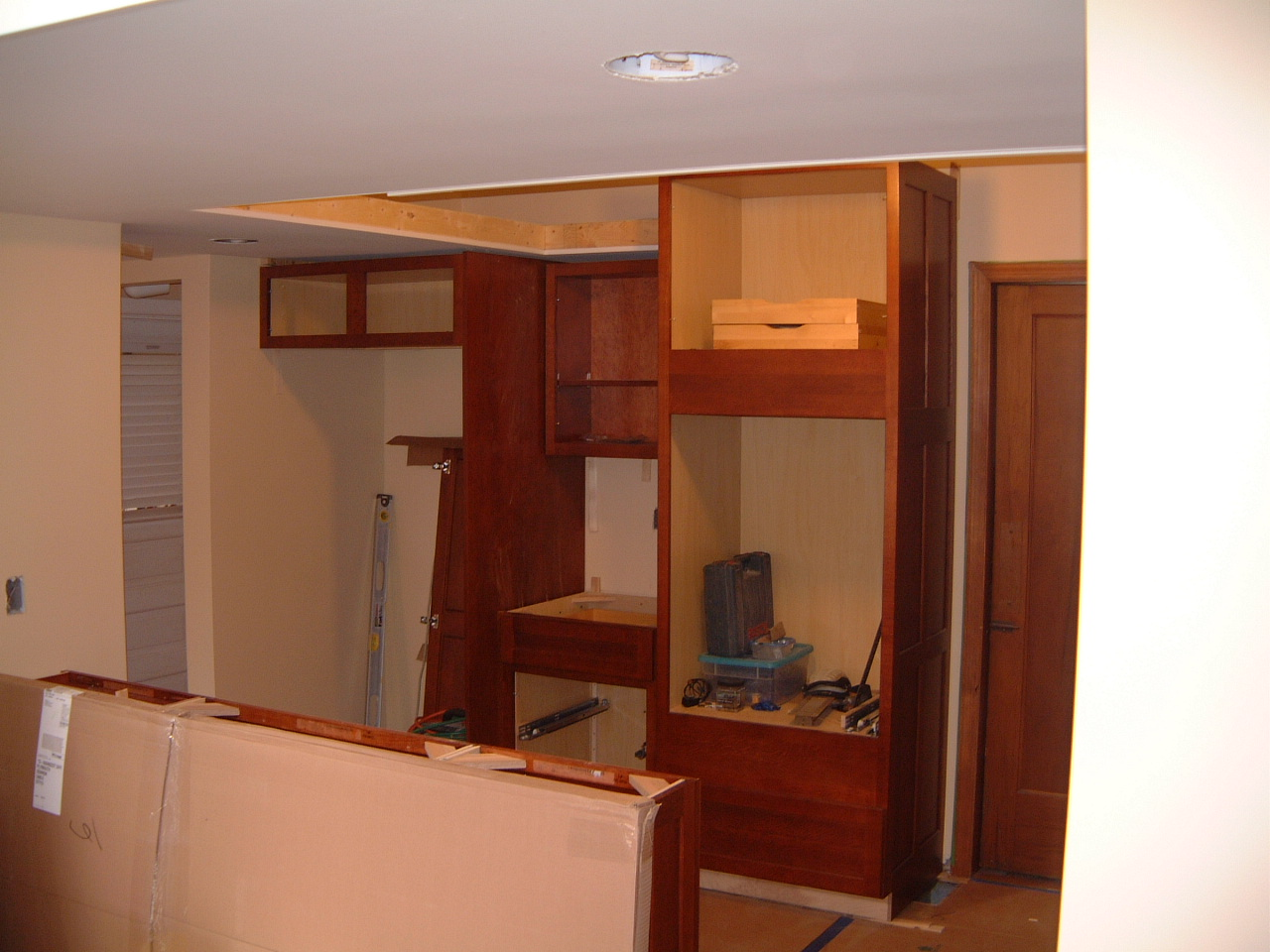 Springfield Kitchen - Cabinet Install - Remodeling Designs, Inc.