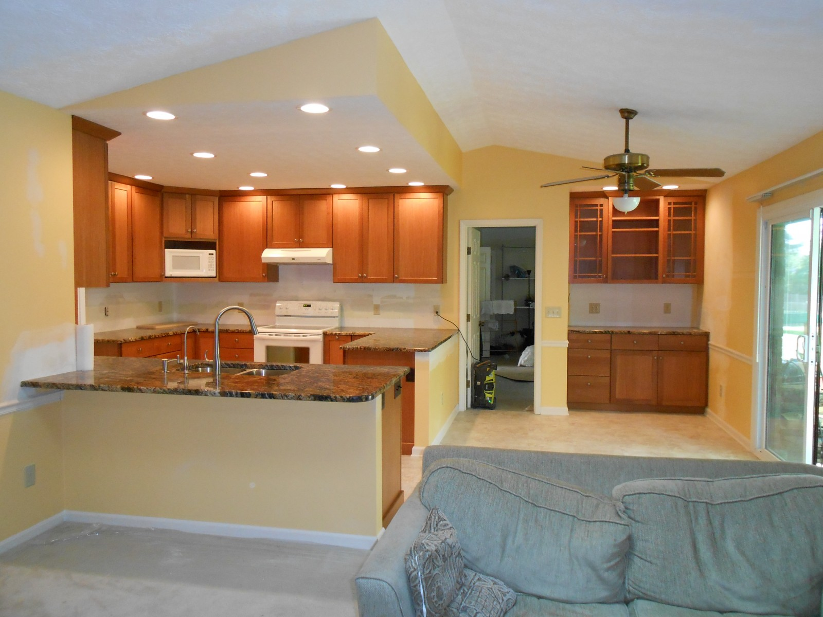 Washington Township Kitchen Remodel