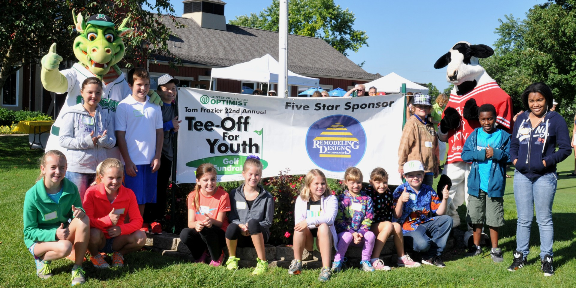 Tee Off for Youth Centerville Noon Optimist