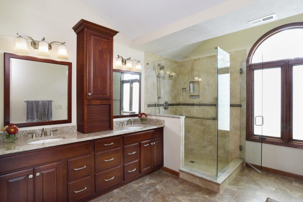 As you enjoy our gallery of award winning projects below, plan to contact us afterwards to get started on your bathroom remodel!